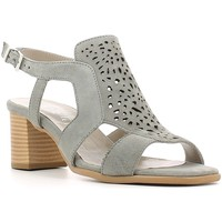 Sapatos Mulher Sandálias Keys 5414 Cinzento