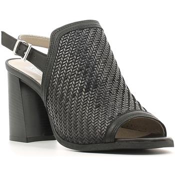 Sapatos Mulher Sandálias Keys 5427 Preto