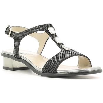 Sapatos Mulher Sandálias Keys 5405 Preto