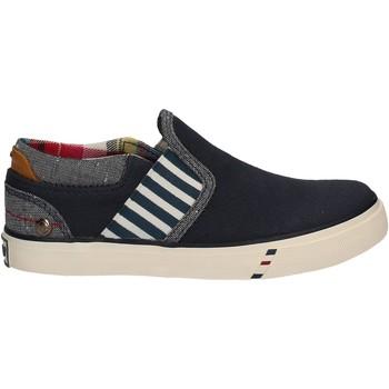 Sapatos Criança Slip on Wrangler WJ17103 Azul