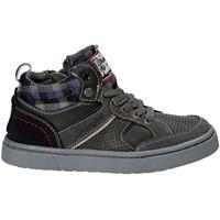 Sapatos Criança Sapatilhas Wrangler WJ17225 Cinzento