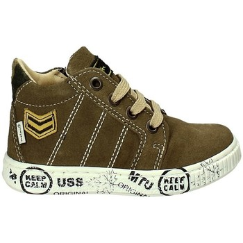 Sapatos Criança Sapatilhas de cano-alto Melania ME1189B7I.B Verde