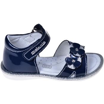 Sapatos Rapariga Sandálias Melania ME8028B9E.C Azul