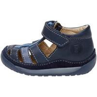 Sapatos Criança Sandálias Falcotto 1500811 01 Azul