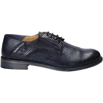 Sapatos Homem Sapatos Exton 3102 Azul