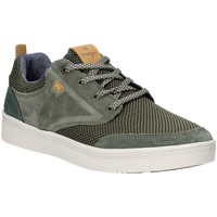 Sapatos Homem Sapatilhas Wrangler WM91001A Verde