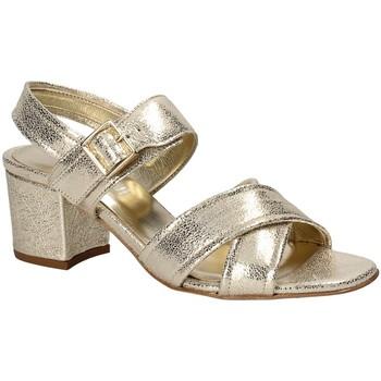 Sapatos Mulher Sandálias Keys 5717 Amarelo