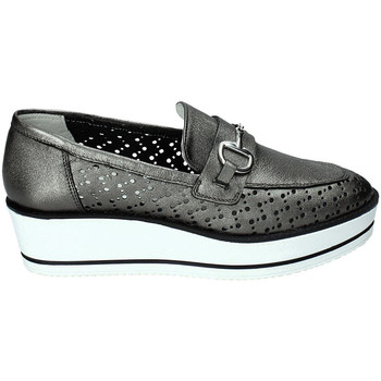 Sapatos Mulher Mocassins IgI&CO 3152366 Preto