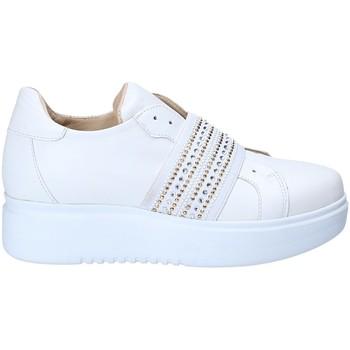 Sapatos Mulher Sapatilhas Exton E05 Branco