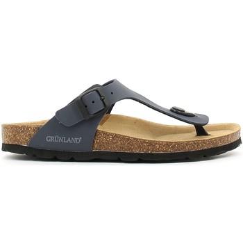 Sapatos Criança Chinelos Grunland CB0927 Azul