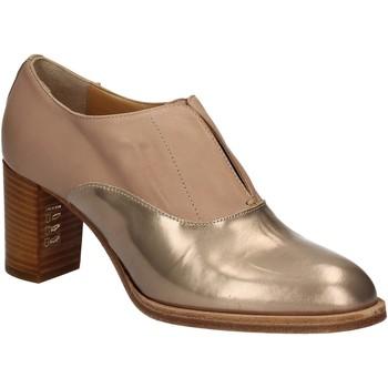 Sapatos Mulher Botas baixas Mally 5142 Bege