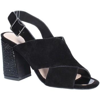 Sapatos Mulher Sandálias Alma En Pena V18277 Preto