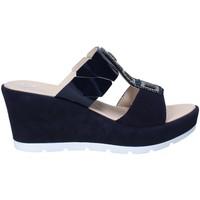 Sapatos Mulher Chinelos Susimoda 163797 Azul