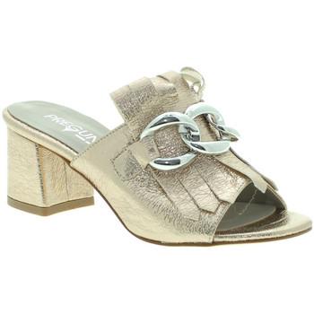 Sapatos Mulher Alpargatas Pregunta IAB492441-R Ouro