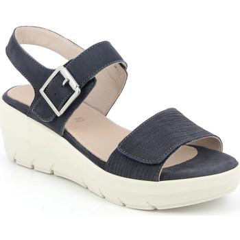 Sapatos Mulher Sandálias Grunland SA1881 Azul