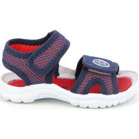 Sapatos Criança Sandálias Grunland PS0016 Azul