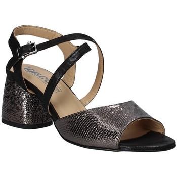 Sapatos Mulher Sandálias IgI&CO 3186200 Preto