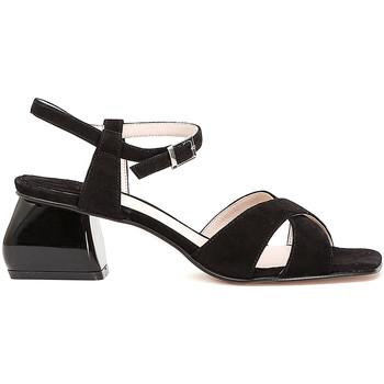 Sapatos Mulher Sandálias Café Noir ME571 Preto