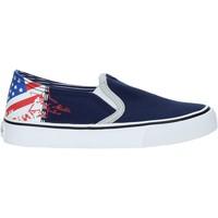 Sapatos Criança Slip on Fred Mello S19-SFK101 Azul