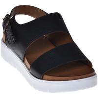 Sapatos Mulher Sandálias Bueno Shoes N3409 Preto