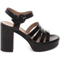 Sapatos Mulher Sandálias Janet Sport 43875 Preto