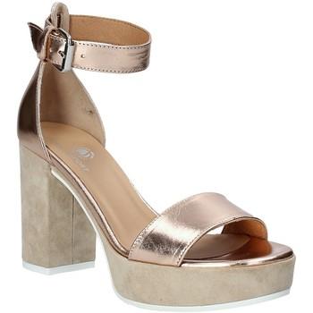 Sapatos Mulher Sandálias Janet Sport 43885 Rosa
