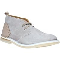 Sapatos Homem Botas baixas Rogers BK 61 Cinzento