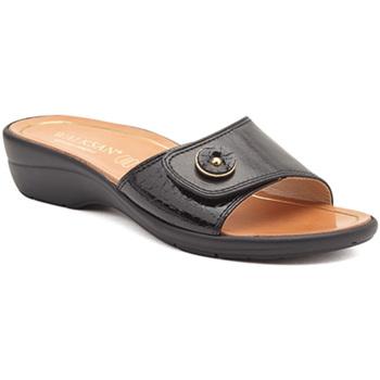 Sapatos Mulher Chinelos Susimoda 1651-01 Preto