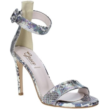 Sapatos Mulher Sandálias Grace Shoes 018SP022 Prata