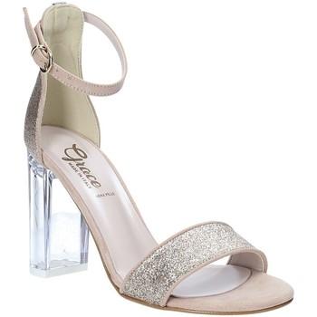 Sapatos Mulher Sandálias Grace Shoes 018TR003 Bege