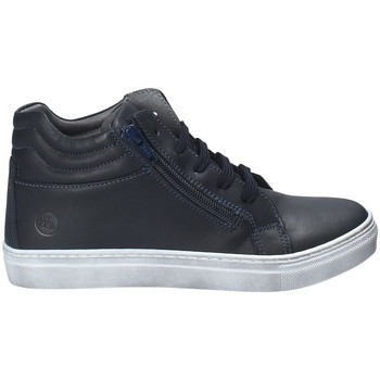 Sapatos Criança Sapatilhas de cano-alto Melania ME6453F8I.C Azul
