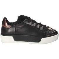 Sapatos Mulher Sapatilhas Janet Sport 42729 Preto