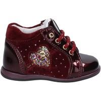 Sapatos Criança Botas baixas Melania ME0134A7I.C Vermelho