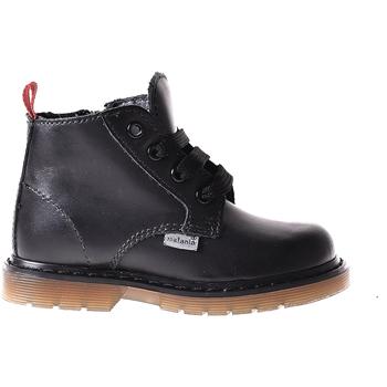 Sapatos Criança Botas baixas Melania ME1022B8I.A Preto