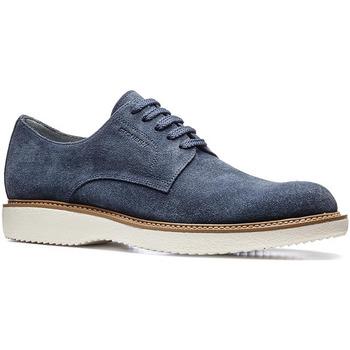 Sapatos Homem Sapatos Stonefly 110688 Azul