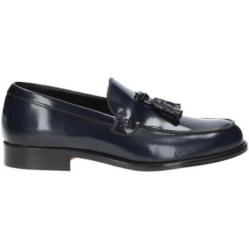 Sapatos Homem Mocassins Rogers 651 Azul