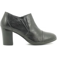 Sapatos Mulher Botas baixas Pregunta ICB42 Preto