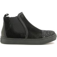 Sapatos Criança Sapatilhas de cano-alto Holalà HS050009L Preto