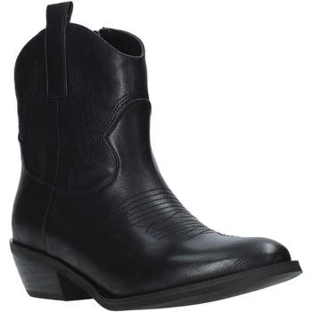 Sapatos Mulher Botins Gold&gold B19 GU33 Preto