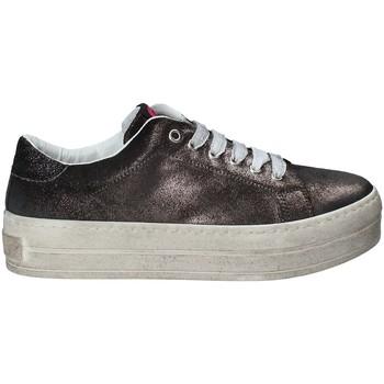Sapatos Mulher Sapatilhas Fornarina PE17MX1108R001 Preto
