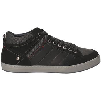 Sapatos Homem Sapatilhas de cano-alto Wrangler WM172121 Preto