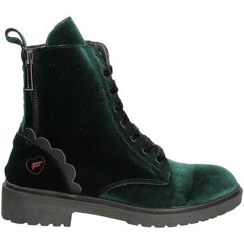 Sapatos Mulher Botas baixas Fornarina PI18KM1090A036A Verde