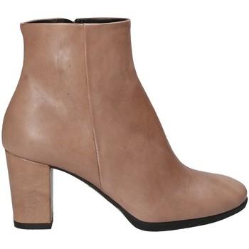 Sapatos Mulher Botins Mally 3111 Rosa