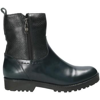 Sapatos Mulher Botins Mally 4645SM Preto