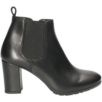 Sapatos Mulher Botins Mally 5500S Preto