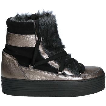 Sapatos Mulher Botas de neve Mally 5990 Cinzento