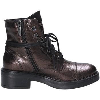 Sapatos Mulher Botas baixas Mally 6019 Vermelho