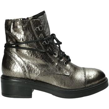 Sapatos Mulher Botas baixas Mally 6019M Cinzento