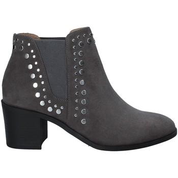 Sapatos Mulher Botas baixas Fornarina PI18KS1124S009 Cinzento