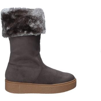 Sapatos Mulher Botas de neve Fornarina PI18RY1127S006 Cinzento